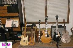 Silent guitars