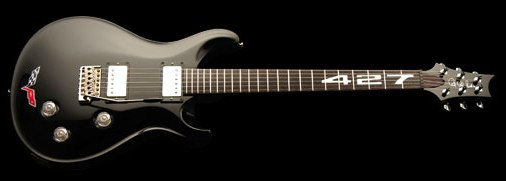 Stringkiller's PRS orvette - the world's best guitars?