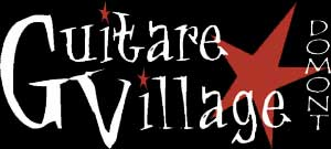 Guitar village Domont logo