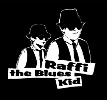 Raffi the blues kid