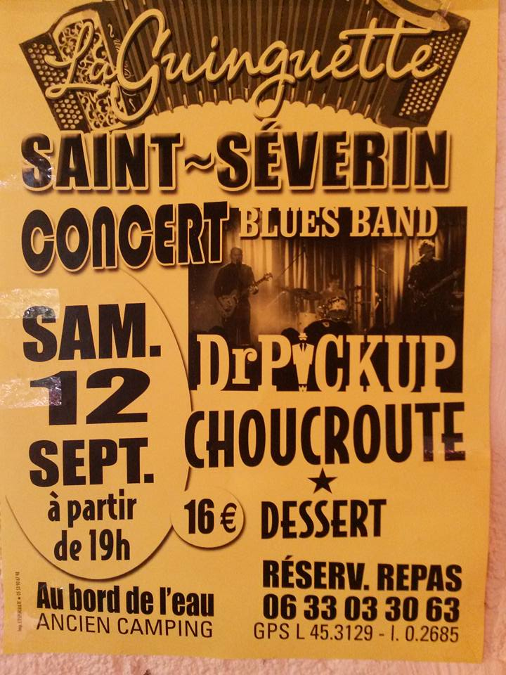 La Guingette de Saint Severin