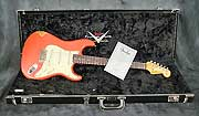 Stringkiller's Fender  59 Fiesta Red Strat