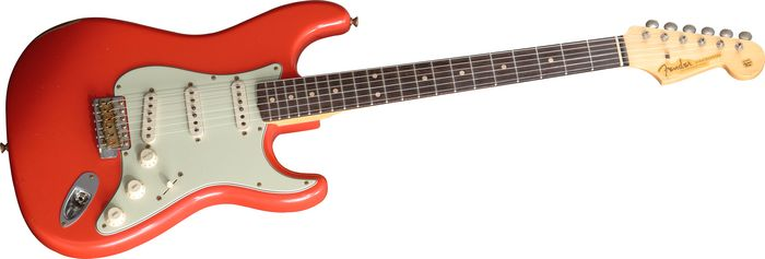 Fender  59 Fiesta Red RI Atos Music